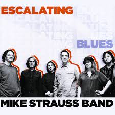 STRAUSS,MIKE <br/> <small>ESCALATING BLUES (CDRP)</small>
