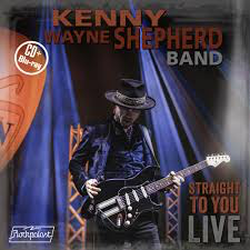 SHEPHERD,KENNY WAYNE <br/> <small>STRAIGHT TO YOU: LIVE (WITH BLURAY)</small>
