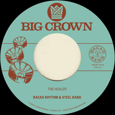 BACAO RHYTHM & STEEL BAND <br/> <small>MY JAMAICAN DUB / THE HEALER</small>