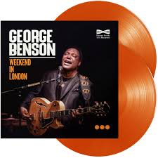 BENSON,GEORGE <br/> <small>WEEKEND IN LONDON (ORANGE)</small>