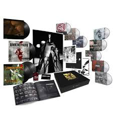 LINKIN PARK <br/> <small>HYBRID THEORY (20TH DLX BOX)</small>