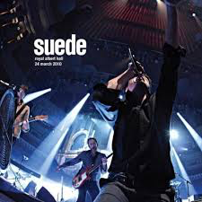 SUEDE <br/> <small>ROYAL ALBERT HALL: 24TH MARCH 2010 (CLEAR)</small>