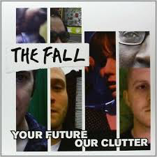 FALL <br/> <small>YOUR FUTURE OUR CLUTTER</small>
