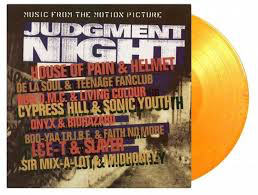 JUDGMENT NIGHT / O.S.T. (COLV) <br/> <small>JUDGMENT NIGHT / O.S.T. (COLV)</small>