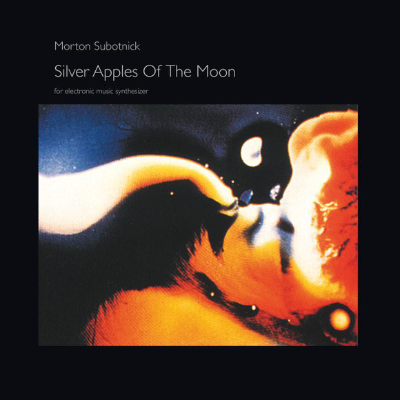 SUBOTNICK,MORTON <br/> <small>SILVER APPLES OF THE MOON</small>