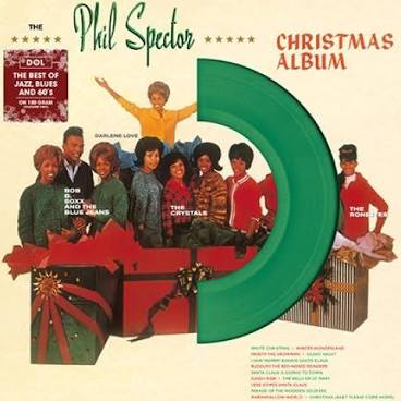 SPECTOR,PHIL <br/> <small>CHRISTMAS ALBUM (GREEN)</small>