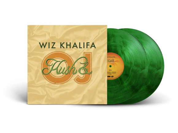 WIZ KHALIFA <br/> <small>KUSH & ORANGE JUICE (COLV)</small>