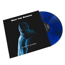 GHOST FUNK ORCHESTRA <br/> <small>AN ODE TO ESCAPISM (BLUE/BLK)</small>