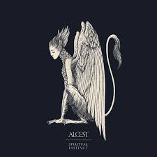 ALCEST <br/> <small>SPIRITUAL INSTINCT (BLOOD RED</small>