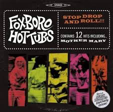 FOXBORO HOTTUBS <br/> <small>STOP DROP & ROLL (GREEN)</small>