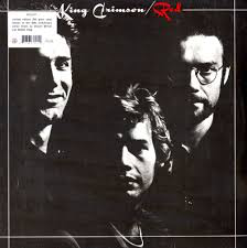 KING CRIMSON <br/> <small>RED (REMIXED BY STEVEN WILSON</small>