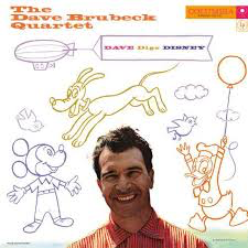 BRUBECK,DAVE <br/> <small>DAVE DIGS DISNEY (OGV)</small>