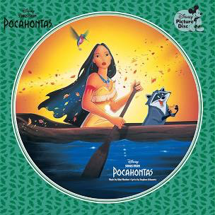 SONGS FROM POCAHONTAS / VARIOU <br/> <small>SONGS FROM POCAHONTAS / VARIOU</small>
