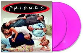 FRIENDS / O.S.T. <br/> <small>FRIENDS SOUNDTRACK (HOT PINK)</small>