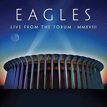 EAGLES <br/> <small>LIVE FROM FORUM MMXVIII (W BLURAY)</small>