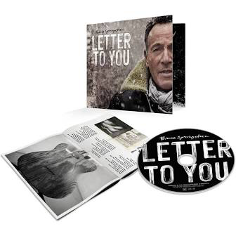 SPRINGSTEEN,BRUCE <br/> <small>LETTER TO YOU (WB) (DIG)</small>