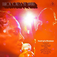 JONES,SHARON / DAP-KINGS <br/> <small>SOUL OF A WOMAN</small>