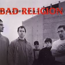 BAD RELIGION <br/> <small>STRANGER THAN FICTION (CLEAR)</small>