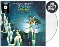 URIAH HEEP <br/> <small>DEMONS AND WIZARDS (WHITE)</small>