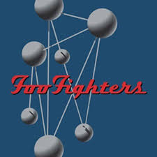 FOO FIGHTERS <br/> <small>COLOUR & THE SHAPE</small>