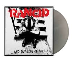 RANCID <br/> <small>...AND OUT COME THE WOLVES (25TH ANNIV) (SILVER)</small>