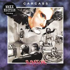 CARCASS <br/> <small>SWANSONG (DIG)</small>