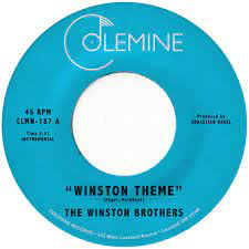 WINSTON BROTHERS <br/> <small>WINSTON THEME (TRANS ORANGE)</small>