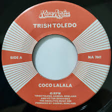 TOLEDO,TRISH <br/> <small>COCO LALALA / DO THE WRONG THI</small>