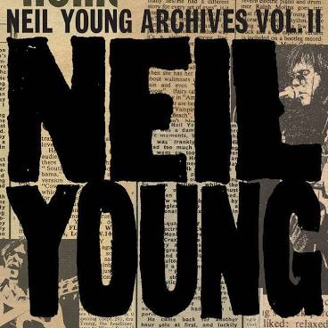 YOUNG,NEIL <br/> <small>NEIL YOUNG ARCHIVES VOL II (1972-1976) (10XCD BOX)</small>