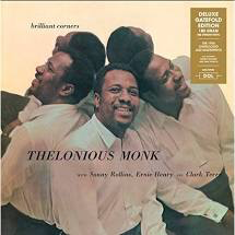 MONK,THELONIOUS / ROLLINS,SONN <br/> <small>BRILLIANT CORNERS (180GR)</small>
