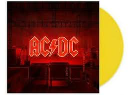 AC/DC <br/> <small>POWER UP (GERMAN) (YELLOW)</small>
