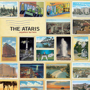 ATARIS <br/> <small>ANYWHERE BUT HERE (LTD) (RED)</small>