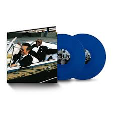 CLAPTON,ERIC / KING,B.B. <br/> <small>RIDING WITH THE KING (BLUE VINYL)</small>
