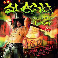 SLASH <br/> <small>MADE IN STOKE 24/7/11 (W/CD) (</small>