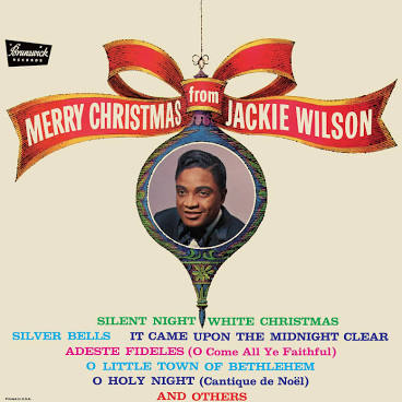 WILSON,JACKIE <br/> <small>MERRY CHRISTMAS FROM JACKIE WILSON</small>