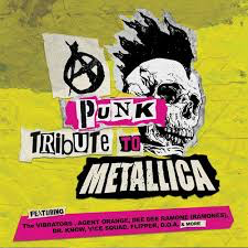 PUNK TRIBUTE TO METALLICA / VA <br/> <small>PUNK TRIBUTE TO (GREEN)</small>
