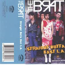 BRAT <br/> <small>STRAIGHT OUTTA EAT L.A.</small>