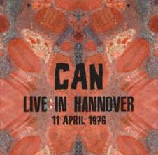 CAN <br/> <small>LIVE IN HANNOVER 4/11/76</small>