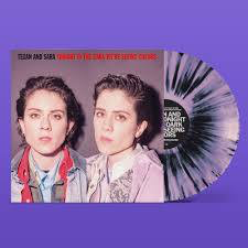 TEGAN & SARA <br/> <small>TONIGHT IN THE DARK (COLV RSD2</small>