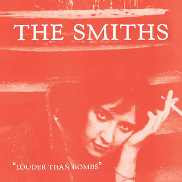 SMITHS <br/> <small>LOUDER THAN BOMBS</small>