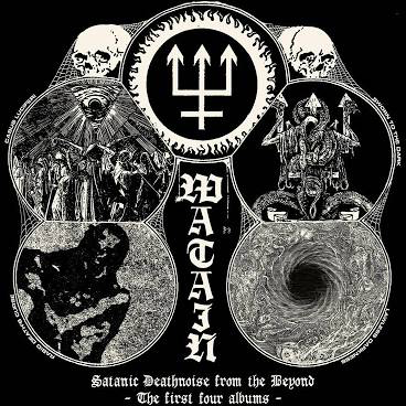 WATAIN <br/> <small>SATANIC DEATHNOISE 4CD BOX</small>