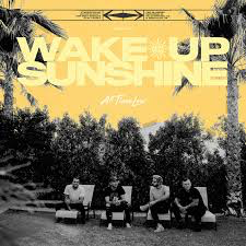 ALL TIME LOW <br/> <small>WAKE UP, SUNSHINE (YEL/WHITE)</small>