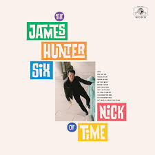 HUNTER,JAMES SIX <br/> <small>NICK OF TIME (COLV)</small>