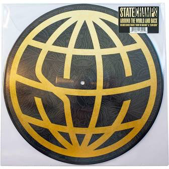 STATE CHAMPS <br/> <small>AROUND THE WORLD AND BACK (PICTURE DISC)</small>