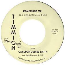 SMITH,CARLTON JUMEL <br/> <small>REMEMBER ME</small>