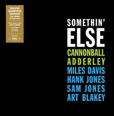 ADDERLEY,CANNONBALL <br/> <small>SOMETHIN ELSE (UK)</small>