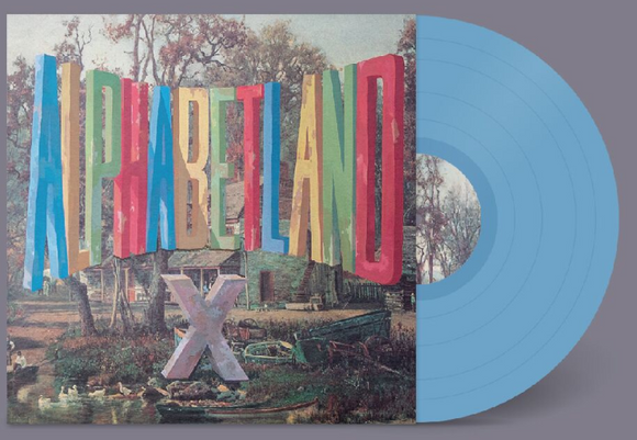 X <br><small>ALPHABETLAND (BLUE)<BR>out 8/21/2020</small>