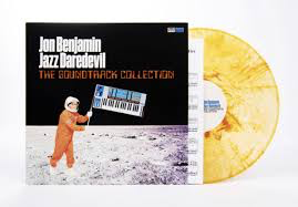 BENJAMIN,JON <br/> <small>JAZZ DAREDEVIL SOUNDTRACK(COLV</small>