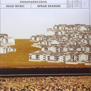 DESAPARECIDOS <br/> <small>READ MUSIC: SPEAK SPANISH</small>