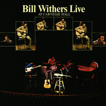 WITHERS,BILL <br/> <small>LIVE AT CARNEGIE HALL (OGV)</small>